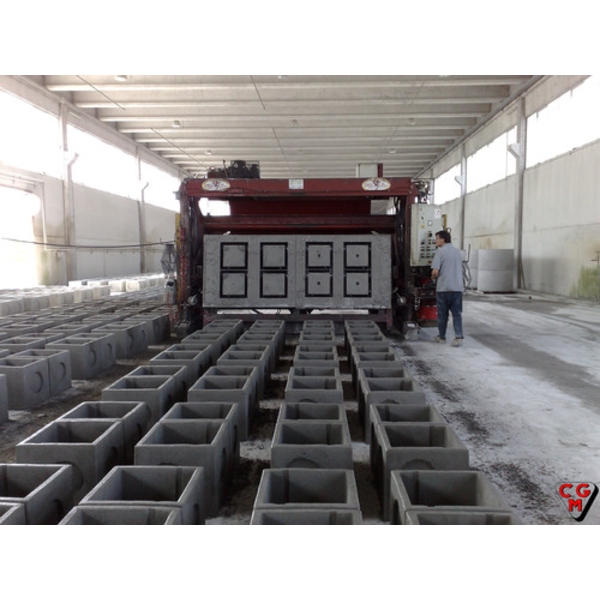 CGM 水泥製品機-大業貿易有限公司