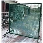移動式擊球護網