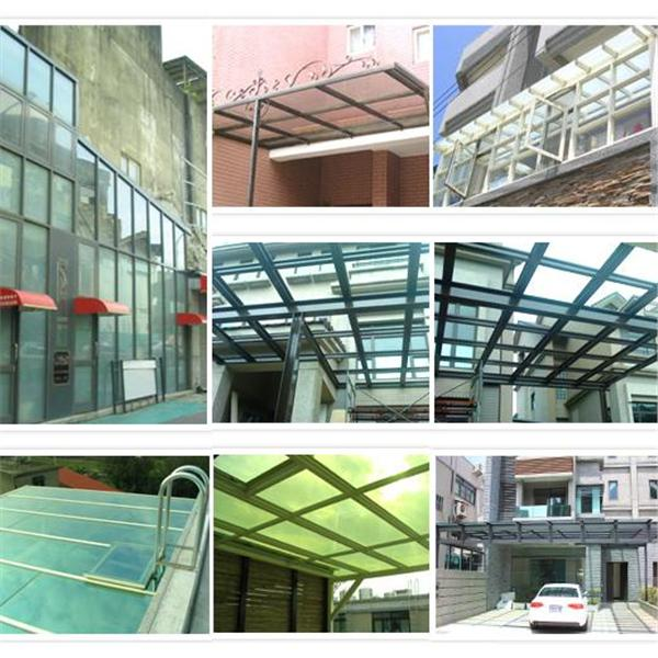 玻璃屋、採光罩、雨棚-欣明企業有限公司
