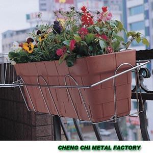 不锈钢花架图片