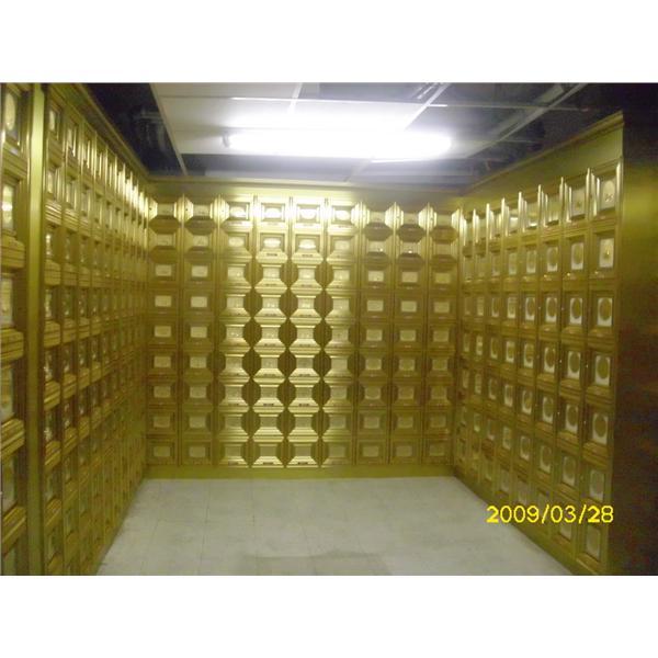納骨櫃-長承金屬企業有限公司