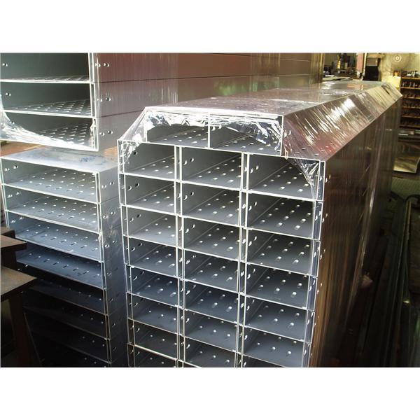 鋁板折壓+沖孔+雷射切割-祥安鋼鐵工業股份有限公司