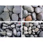 1)芝麻扁石 2)麥飯石 3)黑卵石 4)芝麻卵石