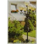 浪漫庭園燈