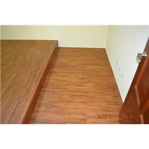 原古-印尼柚木拼接5寸6分实木地板