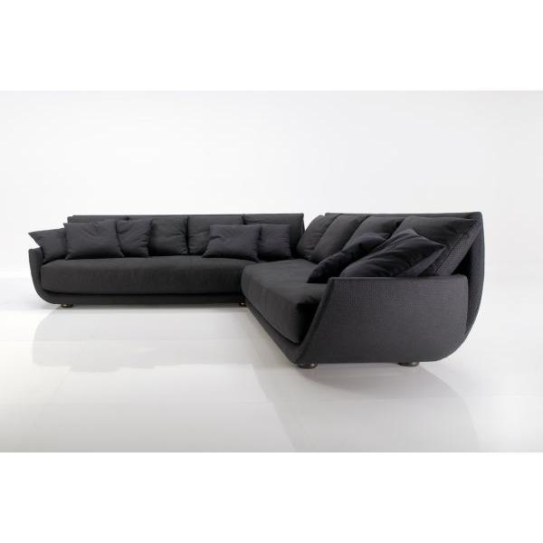 時尚曲線設計沙發1-吉樑家具設計有限公司