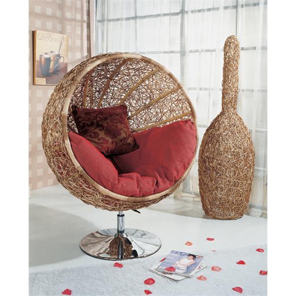 虅製休閒造型椅-吉樑家具設計有限公司