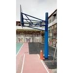 籃球柱護墊