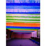 彩色遮陽網1