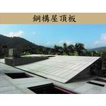 鋼構屋頂板