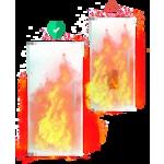 F60A阻熱型防火玻璃