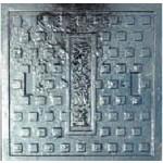 鑄鐵蓋(方形)
