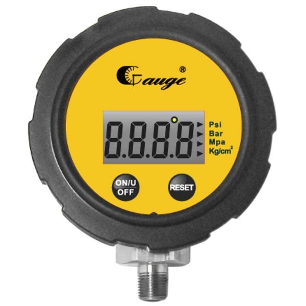 2.5吋數位壓力表   DPG-2.5WP (BM)