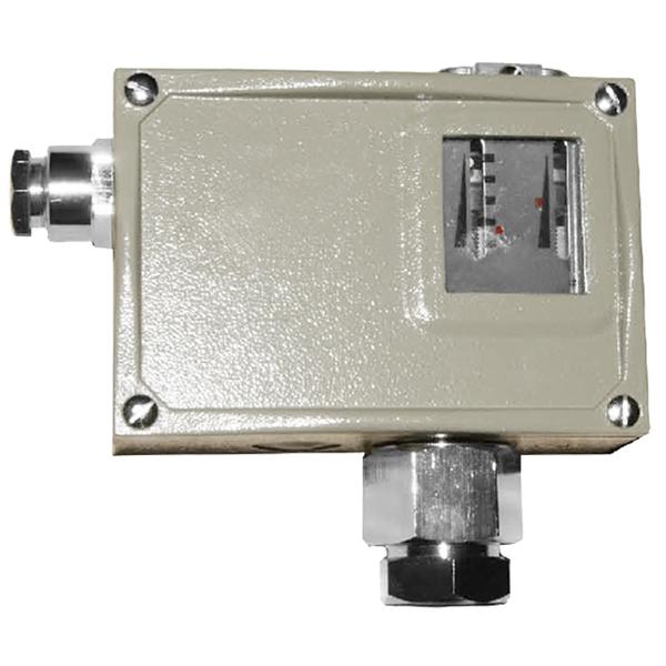 方型刻劃壓力開關 (液壓控制型)  AT504-7系列-昶特有限公司