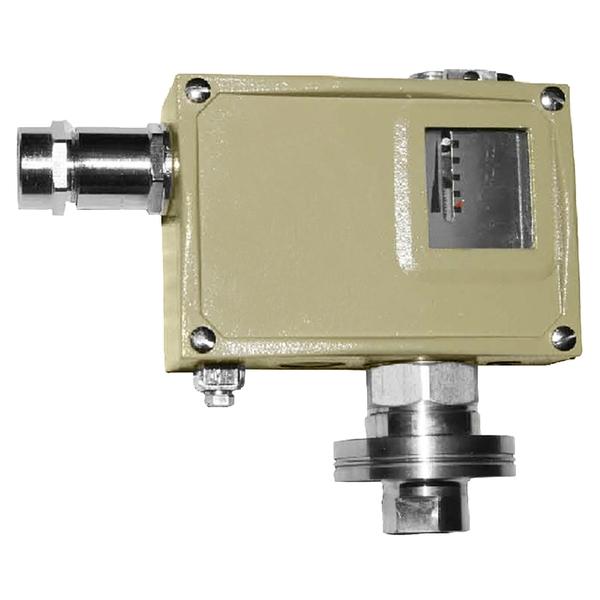 防爆方型刻劃壓力開關 (靈敏控制型)   AT500-7DEx-昶特有限公司