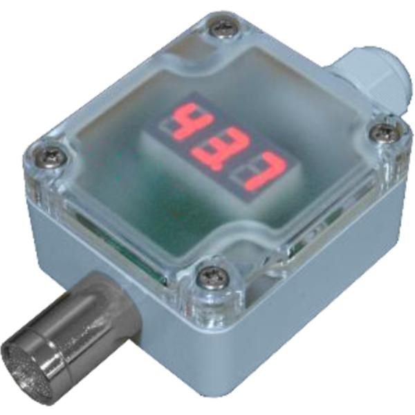 經濟型LED顯示溫溼度傳送器   THT-S-D-ECO系列-昶特有限公司