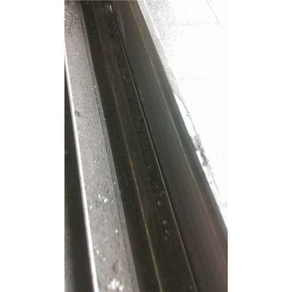 鋁窗清洗前