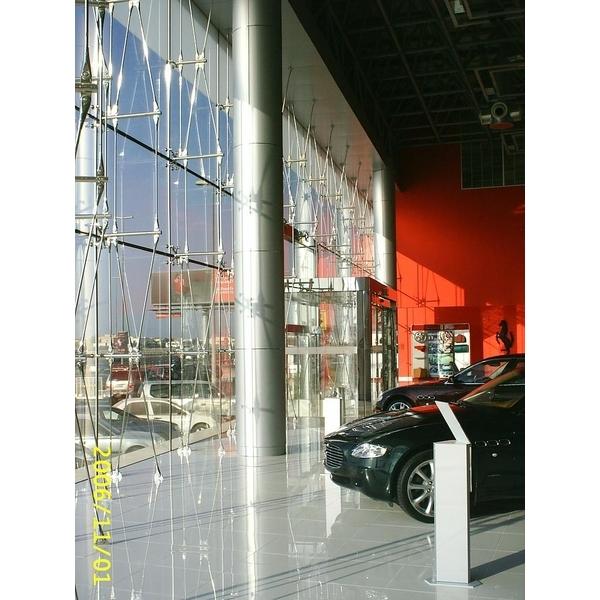 Ferrari Showroom In Dubai工程介紹 編號:56872-廣東堅朗五金制品股份有限公司