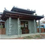 廟宇雕刻施作