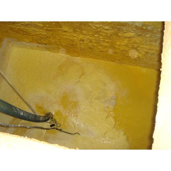 化學污泥槽施工前