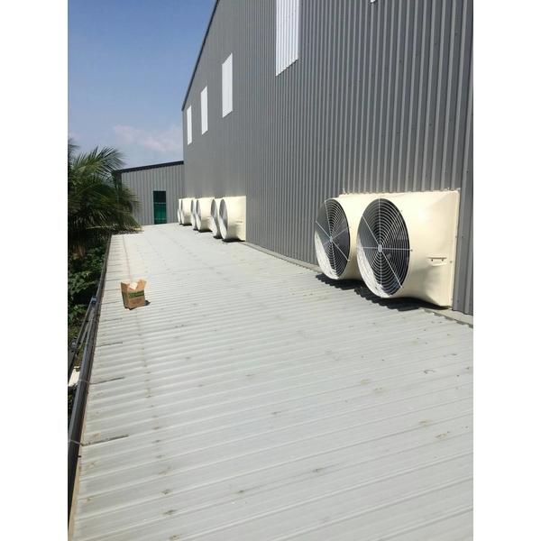 壁面式複壓風扇3