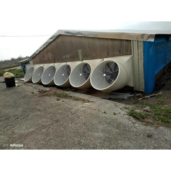 廠房屋頂排風降溫a