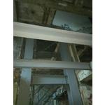 加強樑柱H型鋼補強エ程