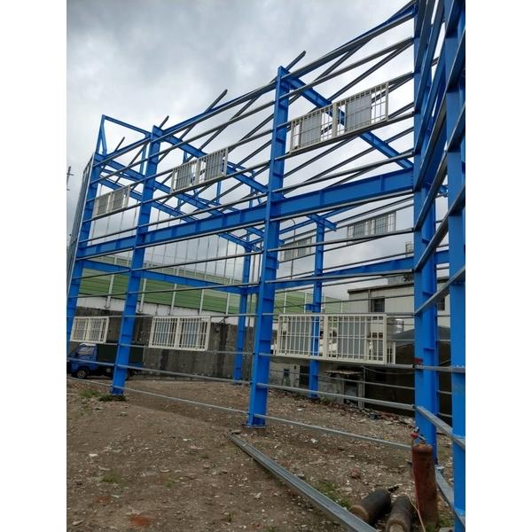 鐵屋鋼架工程 1