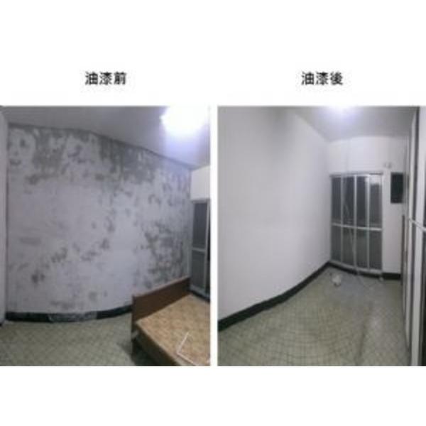 室內油漆粉刷