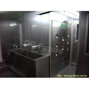 工程實績-洗手消毒室