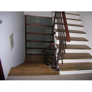 新原古系列NewYuan Ku-郁檀香拼接實木樓梯踏板