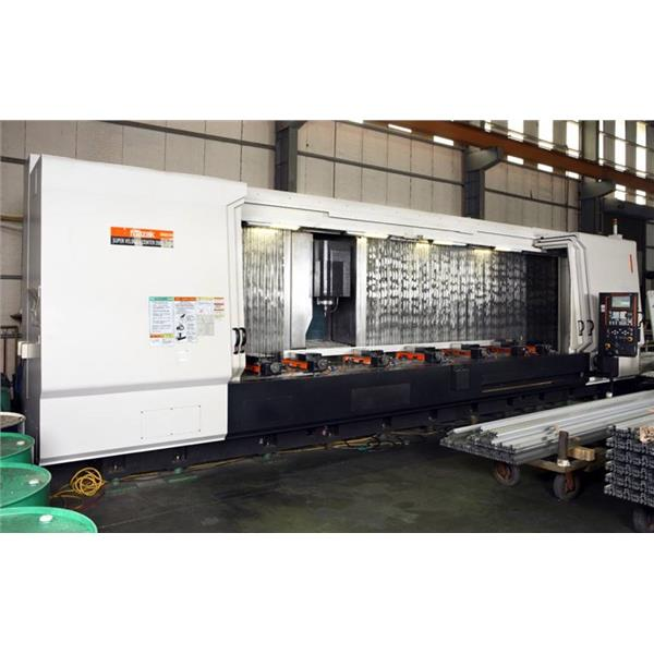CNC鋁製品加工機(5M)